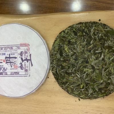 2020福鼎白茶,牡丹王,350克/饼