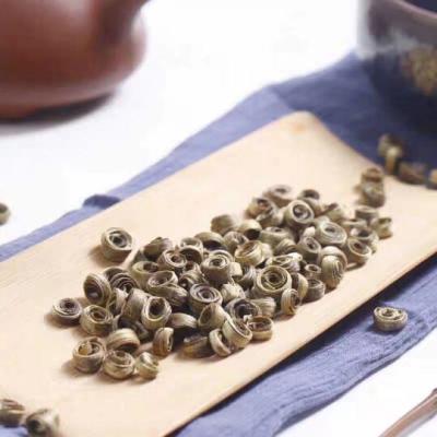 茉莉花茶2020新茶叶特级浓香型散装罐装广西横县女儿环玉环250g