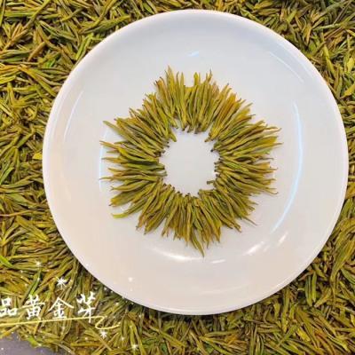 极品明前安吉黄金芽 2021新茶黄金叶新茶高端茶