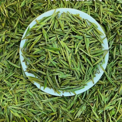 明前高山安吉白茶 2021年新茶500克罐装散装产地正宗
