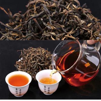 高杆古树滇红云南古树普洱晒红茶茶叶散装特级野生红茶暖胃养胃