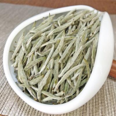 福鼎白毫银针白茶 首采春茶明前特级白毫银针米粒芽茶叶散装 罐装
