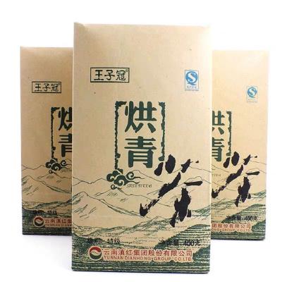 滇红集团王子冠绿茶 烘青特级绿茶450g克云南凤庆绿茶滇绿茶