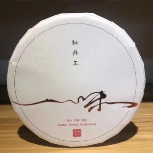 2015牡丹150克/饼