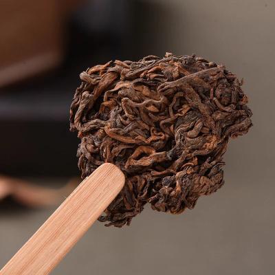 2008普洱熟茶 老茶头古树普洱茶化石500g包邮