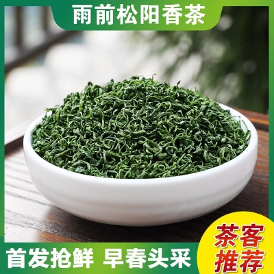 松阳香茶2020年新茶春茶雨前一级 高山绿茶茶农直销250g散装