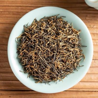 新茶金骏眉红茶武夷山特级金俊眉桂圆黑芽新茶散装茶叶礼盒装一斤两罐