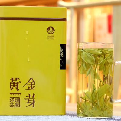 正宗黄金芽2020新茶安吉白茶春茶叶绿茶黄金茶叶散装浓香半斤一斤装
