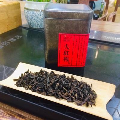 大红袍 武夷岩茶 黄玫瑰 岩韵明显 高端乌龙茶 150克/罐