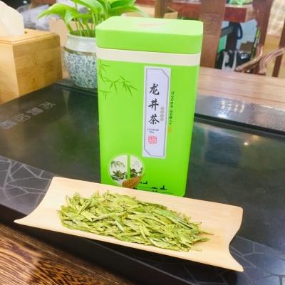 2020新茶龙井 豆香龙井 传统炒制 春茶龙井 口味清爽 200克/罐