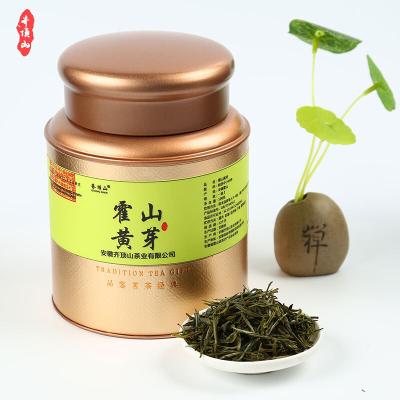 2020年新茶 安徽特产 齐顶山 霍山黄芽 一级黄芽 100克/罐