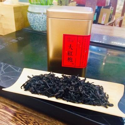 精选武夷山大红袍 暖胃茶 福建乌龙茶 浓香型正岩肉桂 250克/罐
