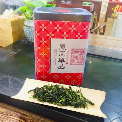 凤凰单枞茶 潮州特产 抽湿单丛茶 通天香 广东大叶乌龙茶 250克/罐