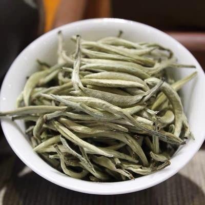 月光白茶 古树白茶 云南大叶种茶 普洱茶 香醇耐泡 250克/罐