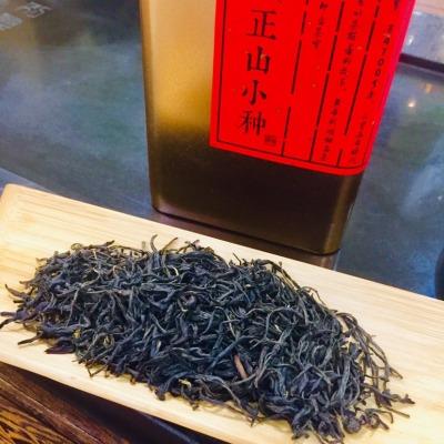 正山小种野生茶红茶 花果香茶 桐木关纯天然小叶种红茶 200克/罐