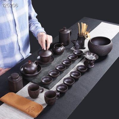 最新🔥爆款……极品紫砂茶具大套组,配高档礼盒套装