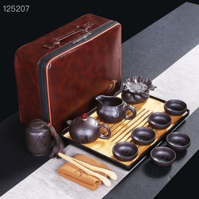 最新🔥爆款……极品紫砂旅行茶具,配高档礼盒