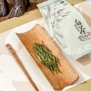 [品涧春]2020年新茶正宗安吉白茶高山云雾雨前绿茶袋装125克