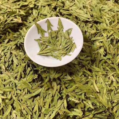 2021新茶正宗杭州龙井茶叶特级明前雨前绿茶散礼盒装