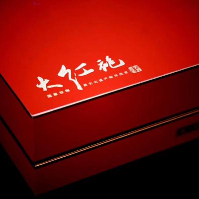 正宗武夷山岩茶大红袍茶叶浓香型2020春茶 新茶 口感醇厚 甘甜
