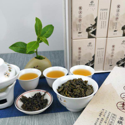 《祥馨茶业》闽南乌龙茶