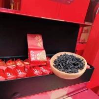 《祥馨茶业》之大红袍浓香肉桂,礼盒装250克