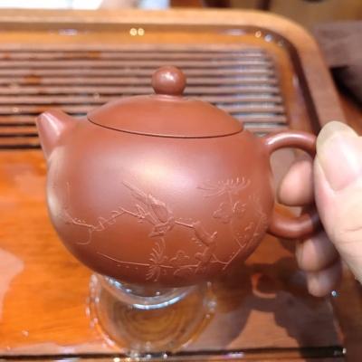 《祥馨茶业》之西施紫坭壶,130毫升,