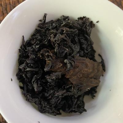 苦瓜铁观音茶陈六年老铁安溪碳焙浓香铁观音苦瓜茶铁观音散装乌龙茶