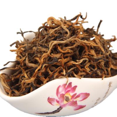 2020春茶 凤庆金丝滇红特级浓香型云南红茶茶叶袋装 珍品金芽250g