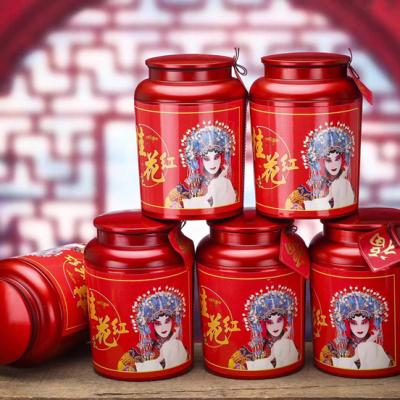 桂花红茶正山小种野茶特级浓香型500g武夷山红茶