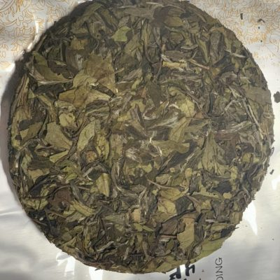 福鼎白茶(2018年数量有限)—高山牡丹茶饼