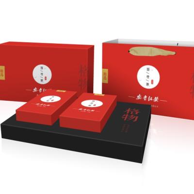百竹源安吉红茶250克礼盒装,鲜爽甘醇的红茶