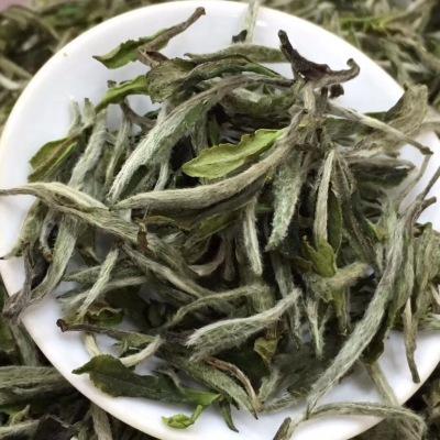 2020年福鼎白茶新茶花香白牡丹水甜回甘毫香特级白牡丹散茶500g