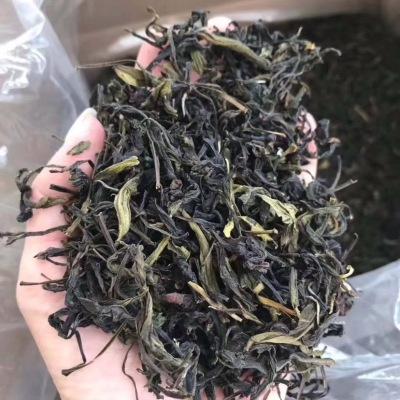 土山茶味好、茶汤金黄透亮、500克包邮