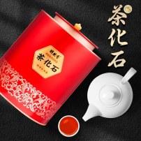 普洱茶熟茶叶碎银子特级茶化石散茶糯米香普洱500g散装罐装
