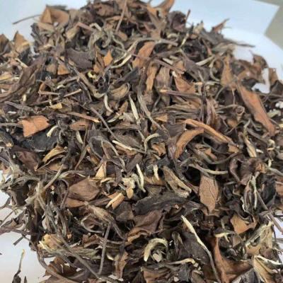 2012老白茶,珍藏级。   高山磻溪料子,叶片暗红,自然!枣糯香,