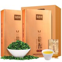 【买一送一共500g】新茶安溪铁观音茶叶浓香型兰花香乌龙茶礼盒装