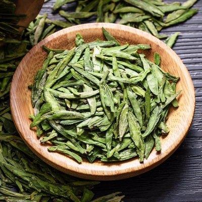 龙井茶2020新茶春茶绿茶明前龙井正宗浓香豆香散装茶叶罐装250g