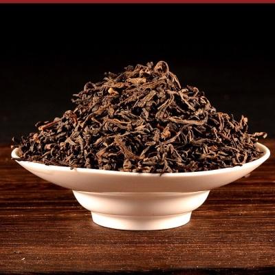 16年六堡茶梧州广西正品500g六保黒茶散装茶叶