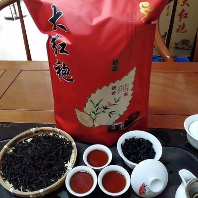 武夷山大红袍茶叶一斤包邮