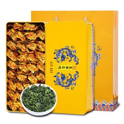 2020新茶正宗安溪铁观音特级兰花香浓香型500g高山茶叶散装礼盒装