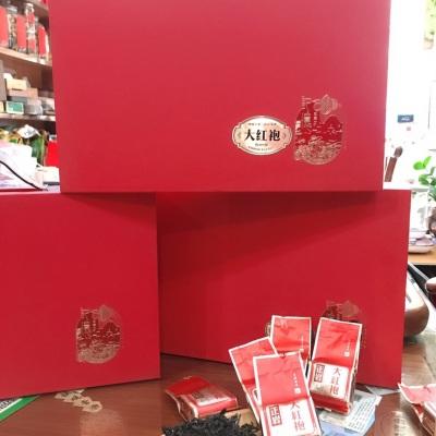 《祥馨茶业》之正岩肉桂大红袍,高端礼盒装500克一套