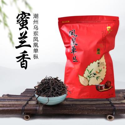 2020春广东潮州乌岽凤凰单丛蜜兰香大乌叶单从茶叶500g