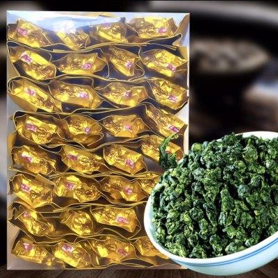 铁观音福建安溪原产正味兰花香清香型500g小包装新茶