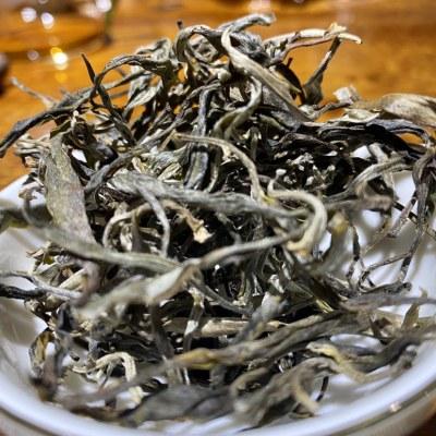 (一斤)2020帕沙中寨头春古树普洱生茶散装,蜜香古树茶叶