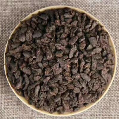 高品质 糯米香茶化石 碎银子 云南老茶头 散装普洱熟茶500g包邮