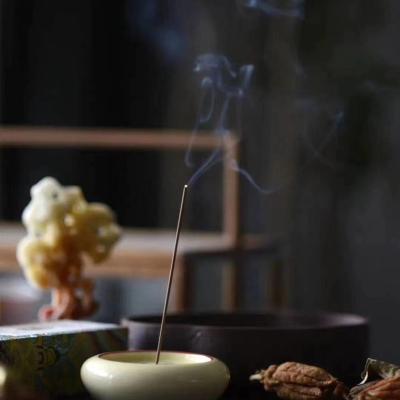 特级芽庄天然绿奇楠线香透顶绿沉香线香室内家用熏香安神助眠净化空气送礼