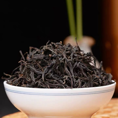 武夷山桐木关正山小种红茶特级茶叶野生老枞红茶浓香500g