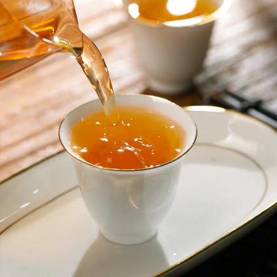 正山小种红茶 2021新茶特级武夷山桐木关红茶浓香型散装罐装500g