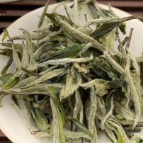 2020福鼎白茶有机茶园大毫牡丹王、毫香水甜